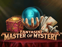 Fantasini: Master Of Mystery – автомат в казино без бонуса