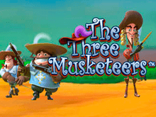 игра - The Three Musketeers